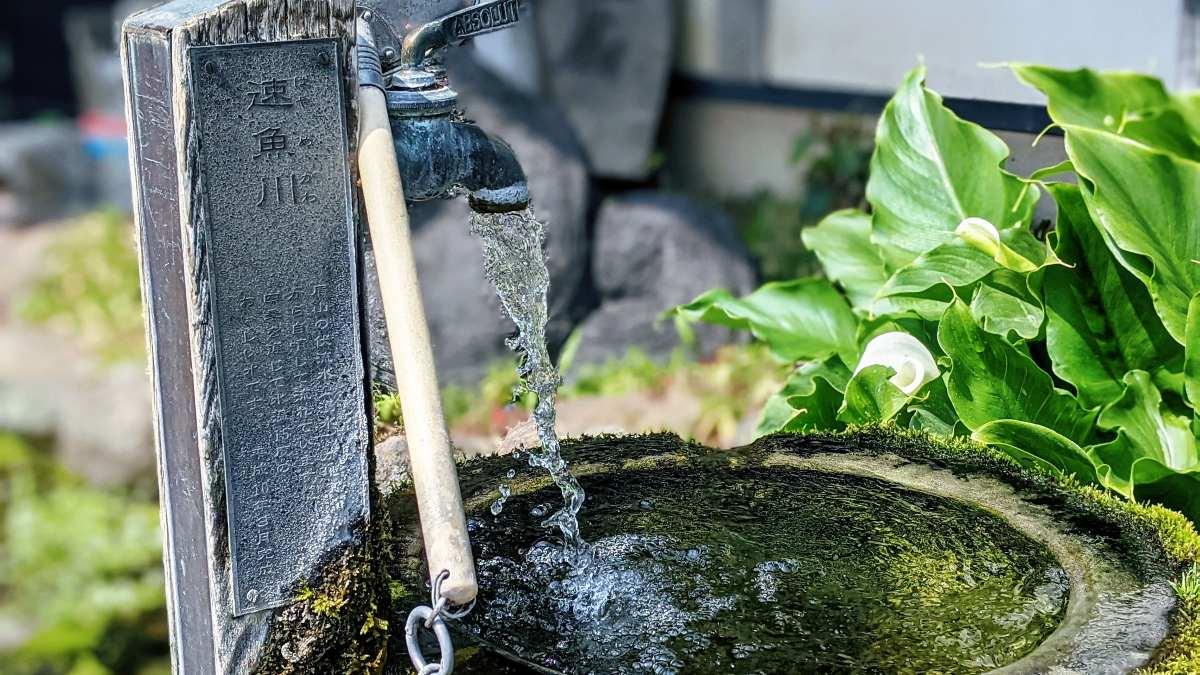 【湧水と暮らす日常】「しまばら水まっぷ」を作りたい